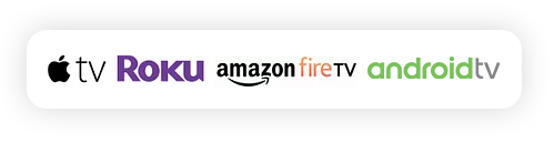 MyUnitedTV - Watch the best African TV channels on Roku,AndroidTV,IOS or Amazon fireTV Live! image-link Compatible Devices